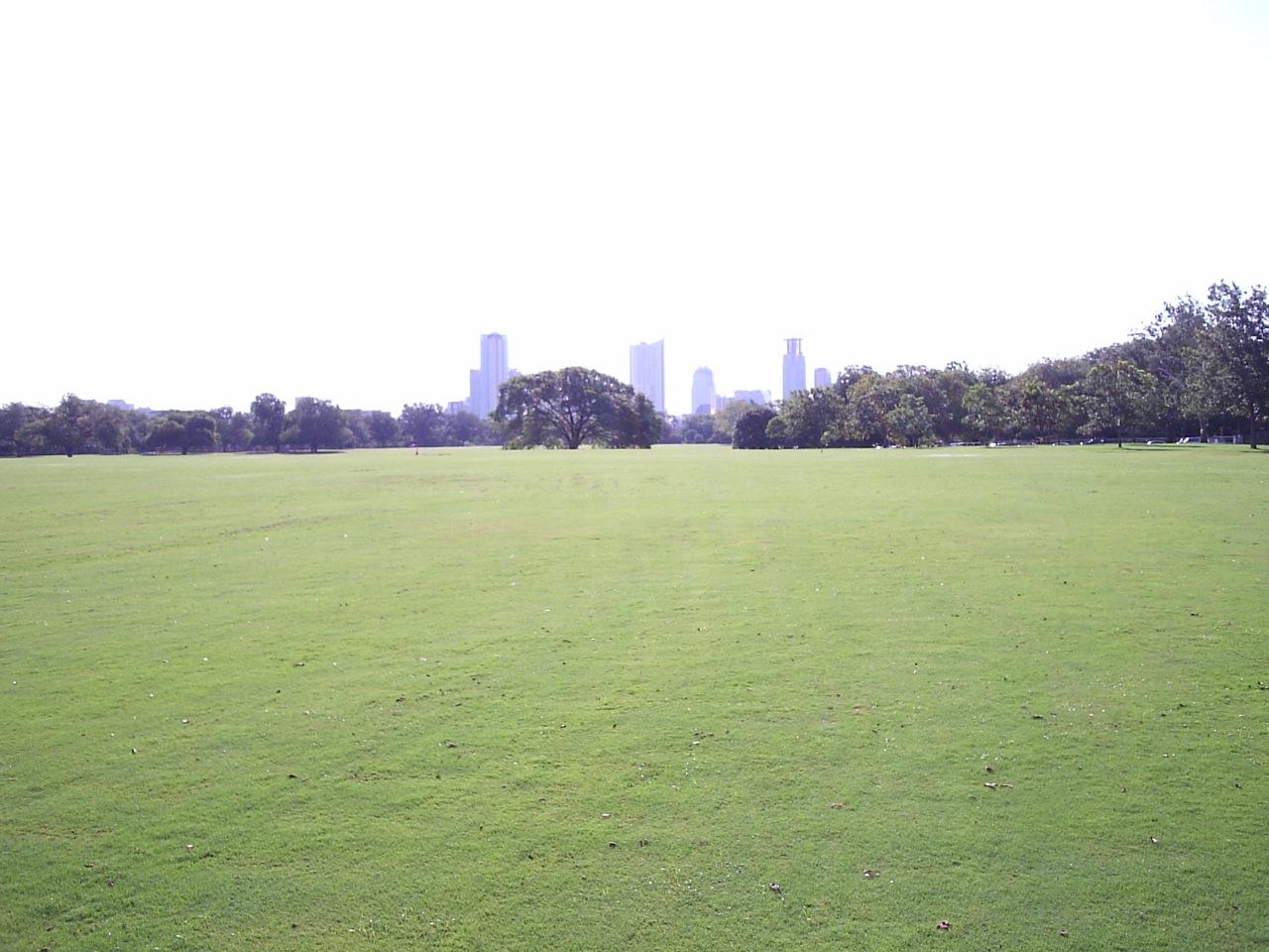 View toward Downtown